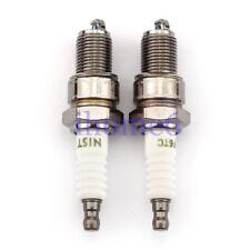 2* Spark Plug For Honda GX 120 GX 110 GX 340 GX 390 Engine Generator Pump Motor