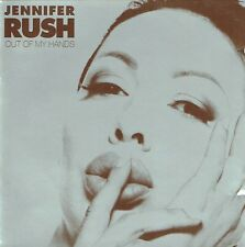 (CD) Jennifer Rush - Out Of My Hands -Tears In The Rain, Who Wants To Live Forer
