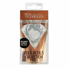 New Real Techniques Bold Metals Diamond Sponge