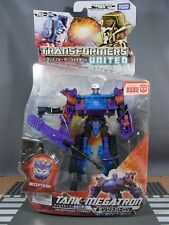 TAKARA TOMY Transformers United Decepticon Tyrant Tank Megatron Limited Quantity