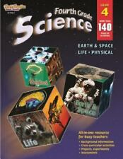 FOURTH GRADE SCIENCE --PAPERBACK--BY STECK VAUGHN--WORKBOOK--FREE SHIPPING
