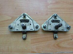 Mg Midget Door Lock Remotes and Mounting Screws