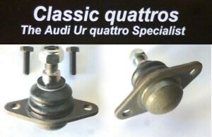 2 x REAR LOWER BALL JOINTS AUDI UR QUATTRO TURBO COUPE - COUPE-80-90 QUATTRO B2