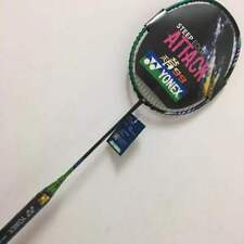 Hot ASTROX 99 LCW badminton racket pre-strung with overgrip yy AS99 rackets