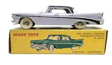 Dinky Toys 550 Chrysler Saratoga.