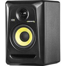 KRK RP4G3 mint Rokit 4 Active Generation-3 Powered Studio Monitor 2Way Amplifed