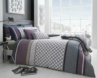 Amelie Duvet Sets and Bedspreads in 3 Colours