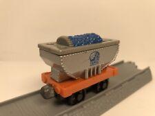 2010 Mattel Thomas & Friends BMQ Blue Mountain Quarry Coal Train Tender Car