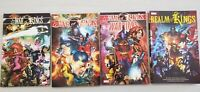 WAR OF KINGS LOT ROAD TO WARRIORS REALM TPB TP MARVEL COMICS 2010 VERY RARE OOP