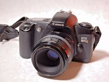 Canon Rebel G EOS Camera With Canon 50mm f/2.5 Compact Macro EF Mount Lens