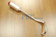 EXHAUST MUFFLER PIPE XR50 CRF50 SDG 125cc COOLSTER PIT DIRT BIKE M EX03