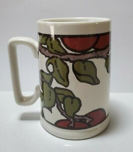 Peets Coffee Mug Persimmon by Yoshiko Yamamoto The Arts & Crafts Press