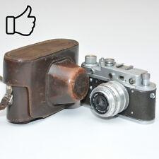 Zorki 2-C Cámara Lente INDUSTAR-50 1 :3 , 5 3,5/50 50mm Zorki-2C Hecho En USSR