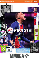FIFA 21 - Jeu de PC Édition Standard jeux - EA Origin Code Football - FR/global