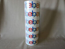 SIX (6) ROLLS EBAY BRANDED SEALING PACKING PACKAGING SHIPPING BOX TAPE