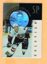 1995-96 SP Daniel Alfredsson Holoview #FX15 Ottawa Senators