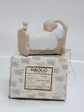 "Enesco Precious Moments 1979 E-3104 ""Blessed Are The Pure In Heart""w/box & tags"