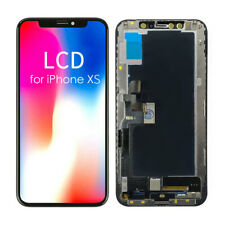 For iPhone XS LCD Display Screen Digitizer Display w/ Frame 3D Touch Replacement