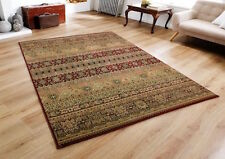 Traditional Persian Oriental Design High Quality Rug & Runner Size S-M-L-XL-XXL