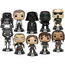 Star Wars: Rogue One - The Death Star Plans Pop! Vinyl Bundle (Set of 10)