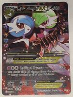 M Gardevoir EX NM Generations RC31/RC32 Pokemon Card  TCG PLAYED DAMAGED