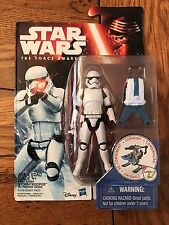 Hasbro Star Wars The Force Awakens First Order STORMTROOPER Figure Snow Mission