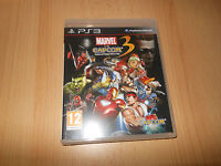Marvel Vs Capcom 3 - Fate Of Two Worlds PS3 pal    mint collectors