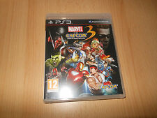 Marvel Vs Capcom 3 - Fate Of Two Worlds PS3 BRAND NEW
