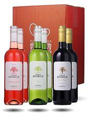 Vega Roble Spanish Mixed Half Case - Red, Rose & White Wines - 6 Bottles