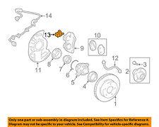 TOYOTA OEM ABS Anti-lock Brakes-Front Speed Sensor 8954204020
