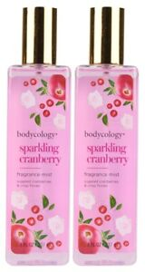 (Pack of 2) Bodycology Sparkling Cranberry Fragrance Mist - 8 fl oz