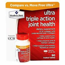 Member's Mark Ultra Triple Action Joint Health 90 Coated Tablets