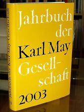 KARL MAY JAHRBUCH 2003