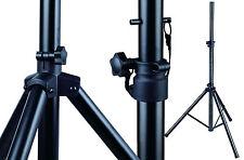 Supporto Stativo per Cassa acustica Cavalletto universale treppiede con safety p
