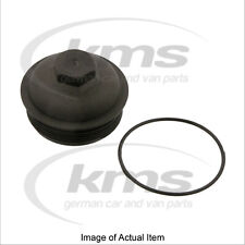 New Genuine Febi Bilstein Oil Filter Housing Cover 39697 Top German Quality