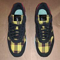 Nike Air Max 1 Tartan (UK7)   90 95 97 98 BW Plus Tn Shox Spiridon Presto Denham