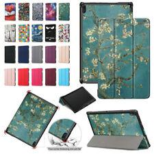 For 10.1'' Lenovo Tab E10 TB-X104F Fold PU Leather Kickstand Tablet Cases Cover