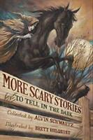 More Scary Stories to Tell in the Dark by Schwartz, Alvin, NEW Book, FREE & FAST