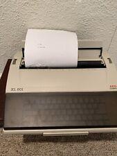 OLYMPIA  AEG XL501 TYPE WRITER Made In USA