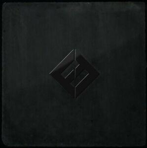 Foo Fighters - Concrete Et Or - Neuf Vinyle 2LP - Noir Sur Noir Manche
