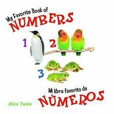 My Favorite Book of Numbers  Mi Libro de Favorito de Nmeros-ExLibrary