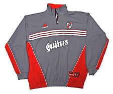 River Plate Adidas Sweatshirt Buzo Quilmes L Unisex Adult