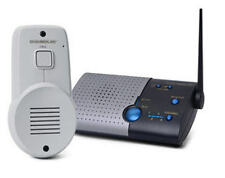 Chamberlain NDIS Wireless Indoor Outdoor Portable Remote Intercom System