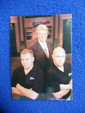 ~~ THE JERRY SPRINGER SHOW PROMO CARD #1 ~~1998 ~ LAST ONE! ~~