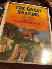 The Great Shaking By Jo Carson 1994