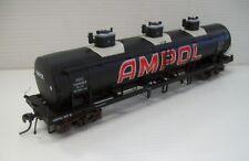 SDS TULLOCH 10000 GALLON AMPOL 3 DOME TANK CAR 1970s AMP 6