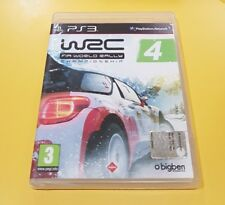 WRC 4 World Rally Championship GIOCO PS3 VERSIONE ITALIANA