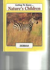 Zebras: And, Rhinoceros / Bill Ivy ; Getting to kn