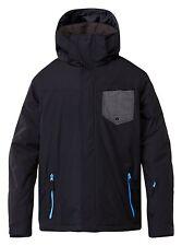 Quiksilver Giacca Giacca da Snowboard (XL) Nero