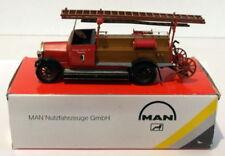 Coches, camiones y furgonetas de automodelismo y aeromodelismo de plástico escala 1:43 MAN